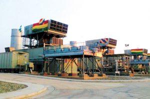 Lee más sobre el artículo Megaproyecto: Planta Termoeléctrica Warnes – Bolivia